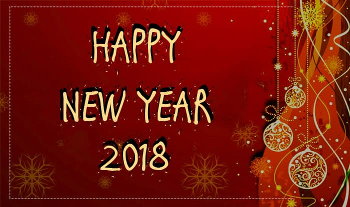 Happy New Year Messages: Best WhatsApp Wishes, Facebook Status, SMS And GIF  Image Greetings To Wish 2018