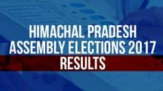 Himachal Pradesh Assembly Elections 2017 Results Live News Updates: BJP Wrest Power From Congress