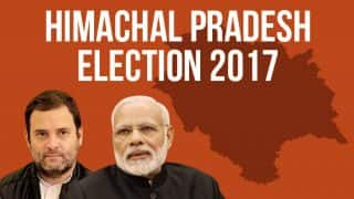 Gujarat Elections 2017 Results: BJP Bags 4 Seats in Kangra District, Congress Settles For 1
