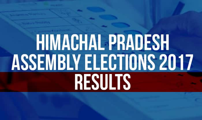 Himachal Pradesh Assembly Elections 2017 Results: BJP Wrests Power From Congress
