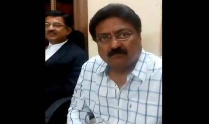 Indranil Rajyaguru, Vijay Rupani's Challenger From Congress, Detained; Released Later