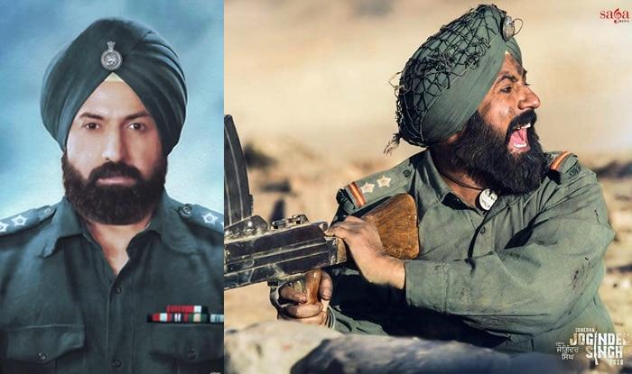 Subedar Joginder Singh First look: Gippy Grewal As Param Vir Chakra Awardee Is Intense And Impressive