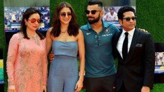 Virat Kohli And Anushka Sharma Wedding: Sachin Tendulkar, Yuvraj Singh Reportedly Only Cricketers Invited to Attend The Function