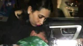Karisma Kapoor's Son Kiaan Raj Kapoor Breaks Down After His Annual Day Function - Watch Video