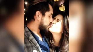 This Picture Of Suyyash Rai And Kishwer Merchant Locking Lips Is Breaking The Internet