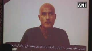 After Facilitating Meeting With Family, Pakistan Releases Another 'Confessional' Video of Kulbhushan Jadhav