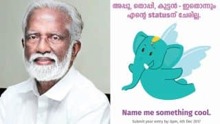 Kochi Metro Asked Internet to Suggest a Name for its Mascot, People Obliged with Kummanana