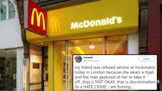 McDonald's Apologizes After Video of Security Guard Asking Woman to Remove Hijab Goes Viral