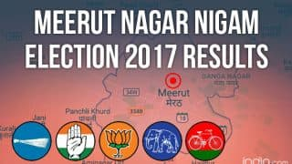Meerut Nagar Nigam Election Results Winners List: Ward-wise Names of Winning Candidates of Congress, BJP, AIMIM, SP, BSP, AAP From UP