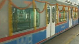 Mumbai: India's First AC Local Train Flagged Off; Here Are Route, Fare And Other Details