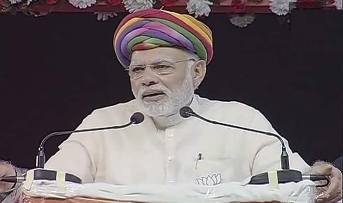 PM Modi says Congress linking Ram Mandir to elections