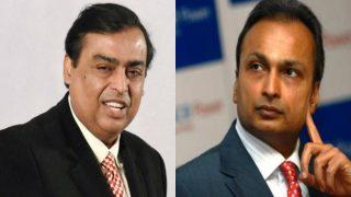 Mukesh Ambani to Relieve Anil Ambani From Debts, Announces Acquisition of Debt-Ridden Reliance Communications