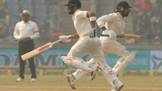 India vs Sri Lanka 3rd Test Day 1: Virat Kohli, Murali Vijay Hit Century to Put Sri Lanka on Backfoot