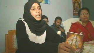Lucknow based Muslim-Girl Wins Gita Recitation Competition