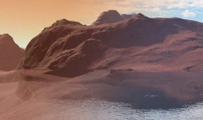 Scientists find 'rock' solid reason why water disappeared on Mars