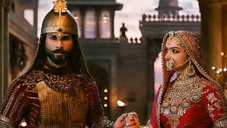 Padmavati Is Not Releasing In January; May Only Release After March 2018, Thanks To CBFC