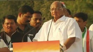 Shame on You, Says NCP Chief Sharad Pawar After PM Modi's Remark on Pakistan Meddling Elections