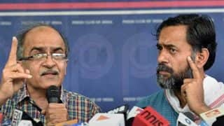 Not Returning to AAP, Say Prashant Bhushan And Yogendra Yadav