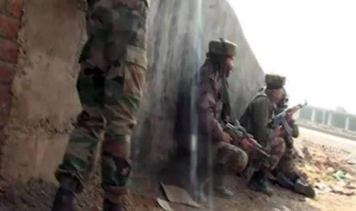 Two soldiers injured in Jammu-Srinagar highway attack