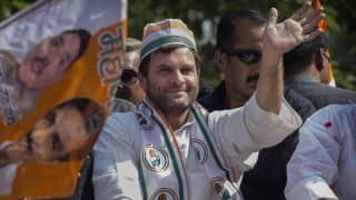 Gujarat Assembly Elections 2017 Results: Rahul Gandhi to Attend Congress Review Meeting in Ahmedabad