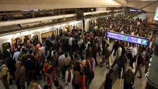 राजीव चौक मेट्रो स्टेशन पर 31 दिसम्बर की रात बाहर निकलना रहेगा बंद