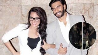 Ranveer Singh Beats Shahid Kapoor In This Electrifying Dance Performance With Sonakshi Sinha On Saree Ke Fall Sa - Watch Video