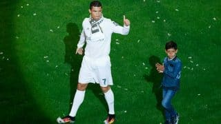 My Son Tells Me He Will Be Better Than Me And Can Win Ballon d'Or: Cristiano Ronaldo