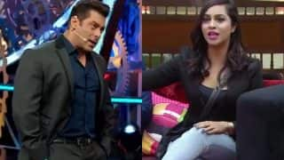 Salman Khan Reprimands Arshi Khan For Not Making Shilpa Shinde The Captain On Bigg Boss 11