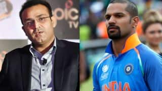 Shikhar Dhawan Has Replied to Virender Sehwag's Funny Birthday Wish