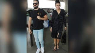 Shruti Haasan And Boyfriend Michael Corsale All Set To Say Their 'I Dos'?
