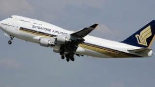 Singapore Airlines Plane Veers Off Flight Pathway, Nearly Lands at Juhu Airport Instead of Chhatrapati Shivaji International Airport