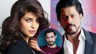 Shah Rukh Khan To Replace Aamir Khan Opposite Priyanka Chopra In Rakesh Sharma Biopic?
