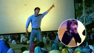 Watching Abram Khan Dance To Swades' Yeh Tara Woh Tara Is An Absolute Delight - See Video