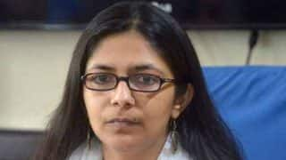Rewari Gangrape: DCW Chairperson Disagrees With Husband, Haryana AAP Chief Naveen Jaihind, Tells Him to Control Anger