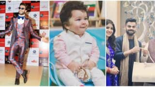 Viral Pics Of The Week: Taimur Ali Khan's Birthday, Virat Kohli - Anushka Sharma Meet PM Narendra Modi