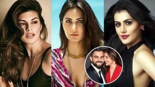 Anushka Sharma - Virat Kohli Wedding: Katrina Kaif, Jaqueline Fernandez, Taapsee Pannu Have This To Say About The Couple's Wedding