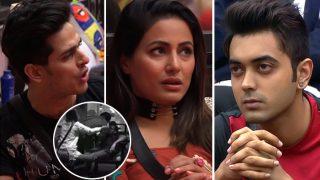 Bigg Boss 11: Hina Khan Upset As Luv Tyagi And Priyank Sharma Get Into A Massive Fight Yet Again - Watch Video