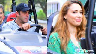 Salman Khan Spends Birthday WithIulia Vantur, Sangeeta Bijlani While Katrina Kaif Goes Missing (View Pics)
