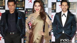 Star Screen Awards 2018: Salman Khan, Madhuri Dixit, Varun Dhawan And More Grace The Starry Event (View Pics)