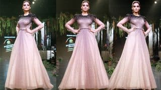 Sonam Kapoor Dazzles In A Tarun Tahiliani Gown At Blenders Pride Fashion Tour 2017, Mumbai (View Pics)