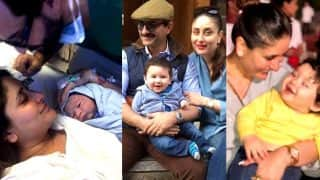 Taimur Ali Khan Birthday: These 12 Moments Perfectly Describe The Star Kids' Year  Since He Was Born