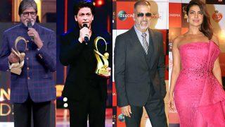 Zee Cine Awards 2018 Complete Winners List: Shah Rukh Khan, Priyanka Chopra, Amitabh Bachchan, Akshay Kumar Walk Home With The Trophy