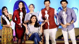 Saif Ali Khan, Kareena Kapoor Khan And The Entire Pataudi Clan Make A Striking Picture At Soha Ali Khan's Book Launch Event - View Pics