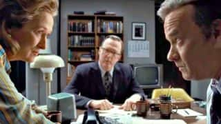 Tom Hanks - Meryl Streep Starrer The Post Receives 6 Golden Globe Nominations