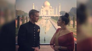 Aashka Goradia And Brent Goble's First Pic After Wedding Is Too Adorable To Take Your Eyes Away From