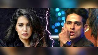 Bigg Boss 11 : Priyank Sharma And Divya Agarwal To Fight On Salman Khan's Show?