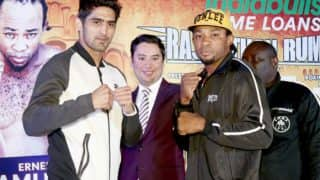 'It's a Matter of Just One Good Punch': Vijender Singh Ahead of His Fight Against Ernest Amuzu