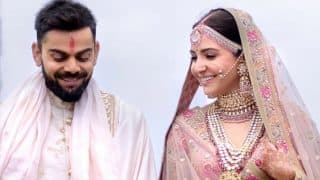Virat Kohli and Anushka Sharma Wedding Album: View All the Pictures From Engagement, Haldi, Mehndi and Marriage Rituals