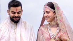 इस सेलेब्रिटी की वजह से भारत में नहीं की विराट-अनुष्का ने शादी