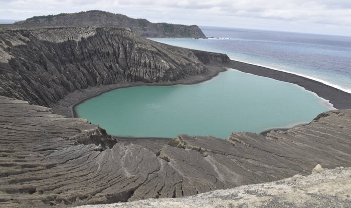 NASA revises volcanic island's timespan from six months to 30 years